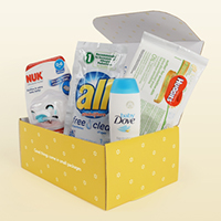 Get your FREE Walmart Baby Welcome BOX with lots of FREE Samples
