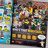 Get your FREE subscription to LEGO Life Magazine