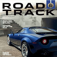 Get your FREE subscription to Road & Track Magazine