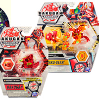 Join The Bakugan Face Off Party And Receive Free Toys