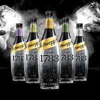 Join the 1783 Club by Schweppes To Receive a FREE gin & tonic set