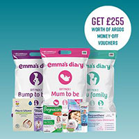 Join Emma's Diary And Receive Free Baby Stuff