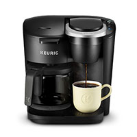 Get a chance to try Keurig® K-Duo Essentials™ Coffee Maker
