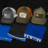 Load Trail Free hat or T-shirt