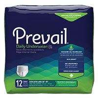 Order Free Incontinence Samples by Prevail (New Offer)