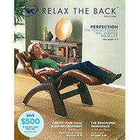 Order a FREE Print Copy of Relax The Back Catalog