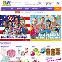 Order your FREE catalog provided by FUN Express