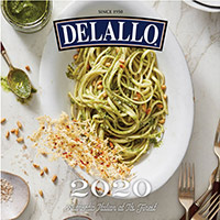Receive A Free 2020 Calendar By Delallo