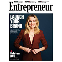 Receive A Free Issue Of Entrepreneur Magazine