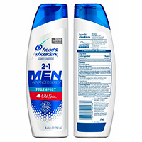 Receive A Free Sample Of Head & Shoulders 2-In-1 Shampoo