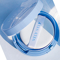 Receive A Free Sample Of Vely Vely Glacial Water Sun Cushion
