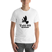 Receive A Free Tubi 60 T-Shirt And More Swag