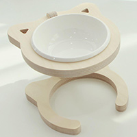 Receive A Pet Height Control Table + 1 Bowl For Free