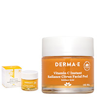 Receive A Sample Of The Vitamin C Instant Radiance Citrus Facial Peel