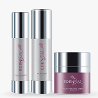 Receive An Eden Belle Milk Skincare Trio For Free