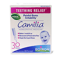 Join Moms Meet and Receive Boiron Camilia Teething Relief Liquid Doses for Free
