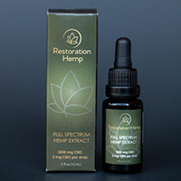 Receive Free CBD Samples From Restoration Hemp