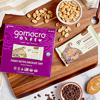 Receive Free GoMacro Peanut Butter Chocolate Chip MacroBars