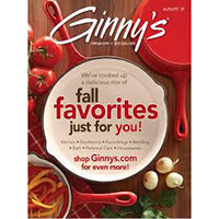 Receive Your FREE Print Copy of Ginny's Catalog in the mail