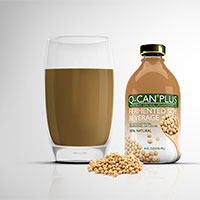 Receive Your FREE Q-CAN® Plus Nutritional Fermented Soy Beverage