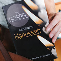 Receive Your FREE Sample of Hanukkah booklet