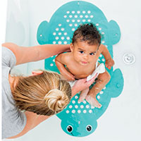 Receive a 2-in-1 Bath Mat & Storage Basket