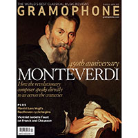 Receive a Copy of Gramophone Magazine For FREE
