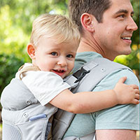 Receive a Free Infantino Baby Carrier