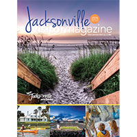 Receive your complimentary copy of Jacksonville Magazine