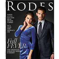 Receive your complimentary copy of Rodes Magazine