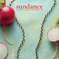 Receive your free copy of Sundance catalog in the mail
