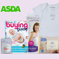 Redeem Your FREE Bounty Mum-to-be Pack