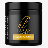 Redeem Your FREE HSI HairLux Argan Hair Growth Oil