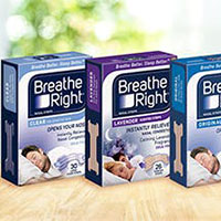 Redeem Your Free Breathe Right® Samples