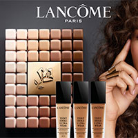 Redeem a FREE Foundation Sample by Lancôme