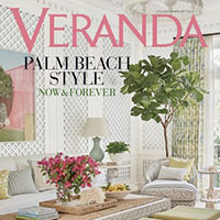 Redeem your FREE subscription to Veranda Magazine