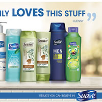 Redeem Your Free Suave Item for Federal Employees