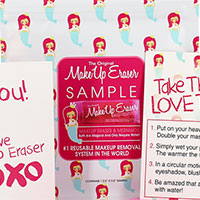 Redeem your MakeUp Eraser FREE Sample