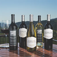 Request Your FREE Sterling Vineyards Wine Guide