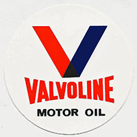 Request 2 FREE Team Valvoline Stickers