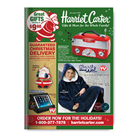 Request A Free Hard Copy Of Harriet Carter Catalog