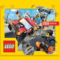 Request A Free Hard Copy Of Lego 2020 Catalog