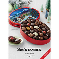 Request A Free Hard Copy of See's Candies Catalog