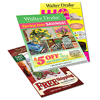 Request A Free Print Copy of Walter Dake Catalog