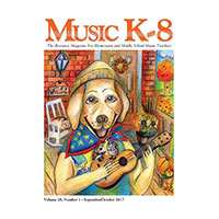 Request A Free Sample Issue Of Music K-8 Magazine