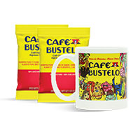 Request A Free Sample Kit Of Café Bustelo®