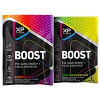 Request A Free Sample Of Boost Pre-Game Powder