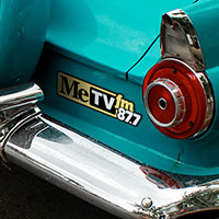 Request A Metvfm Car Magnet For Free