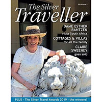 Request Free Silver Traveller Magazine & Mini Guides