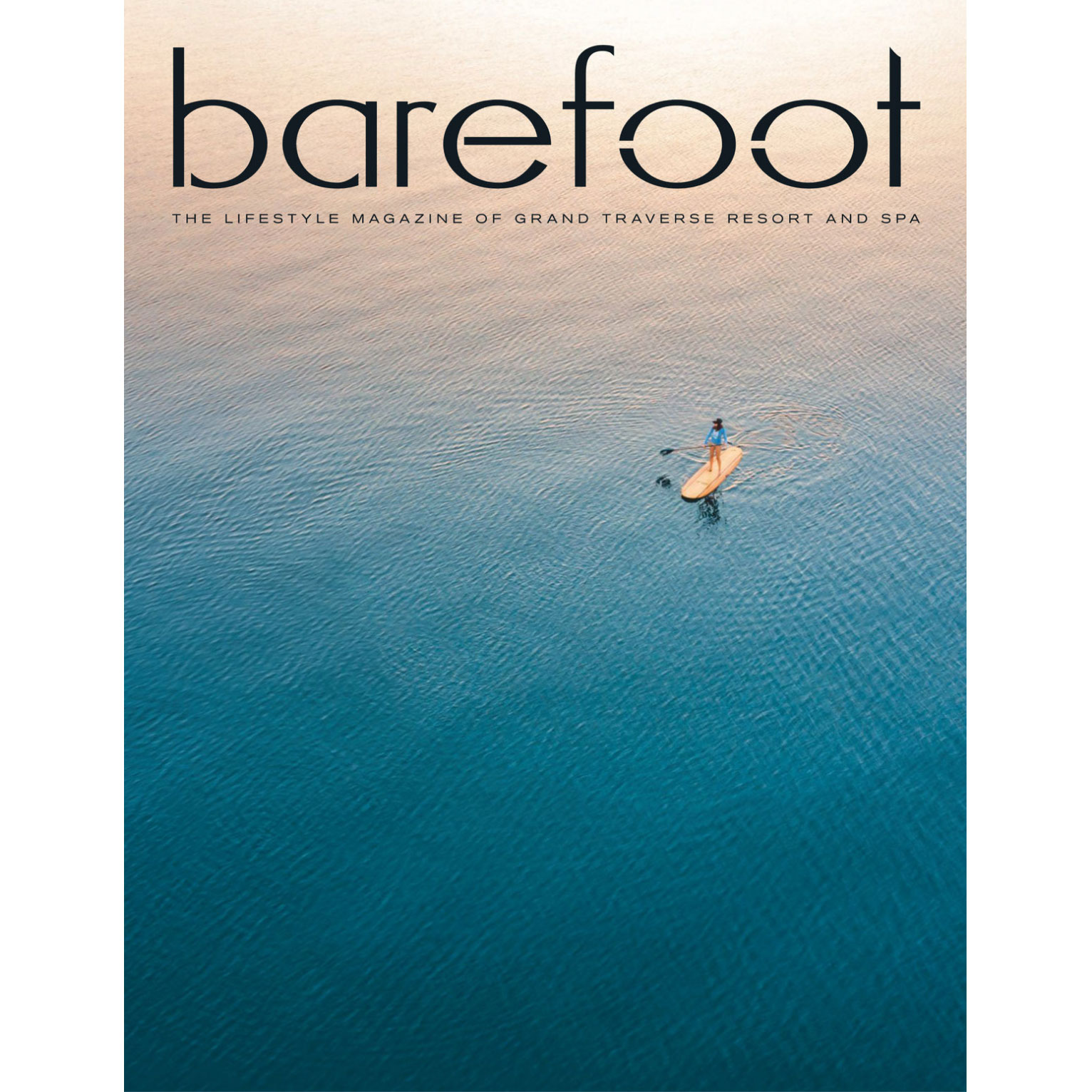 Request Issue of Barefoot Magazine